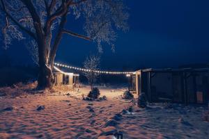 Obiekt Magic Places 57-340 zimą