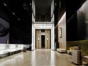 The lobby or reception area at Millennium Mitsui Garden Hotel Tokyo