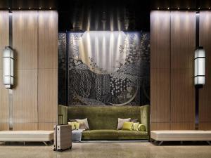 A seating area at Millennium Mitsui Garden Hotel Tokyo