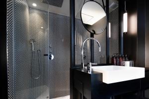 Bagno di Hotel Flanelles Paris