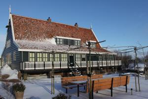 Saenliefde during the winter