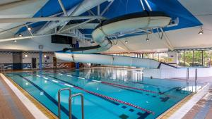 The swimming pool at or near The Lakeside Hotel & Leisure Centre