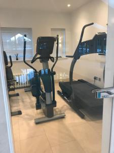 The fitness center and/or fitness facilities at The Annexe, Annables Lane, Harpenden