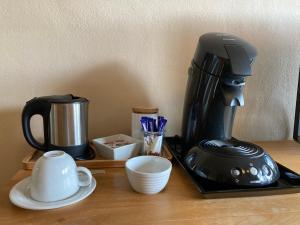 Kaffee-/Teezubehör in der Unterkunft B&B hombergen101