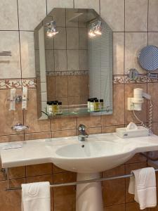 Ванная комната в ГРК Державинская