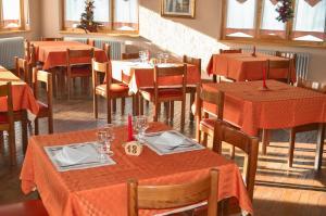 Ristorante o altro punto ristoro di Hotel Milano