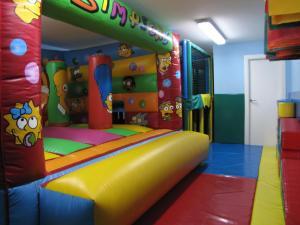Club pour enfants de l'établissement Hostal Beti-jai