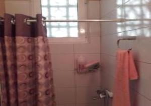 Ванная комната в Hotel Fotini