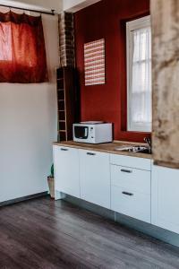Cucina o angolo cottura di Acquaementa