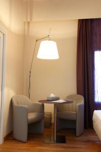 Area soggiorno di Hotel Annunziata