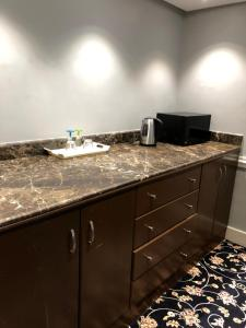 A cozinha ou cozinha compacta de Dary Furnished Apartments 2 (For Families only)