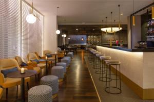 El salón o zona de bar de OREA Congress Hotel Brno