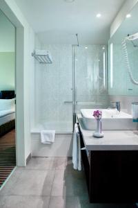 Ванная комната в Отель Амбассадор Калуга