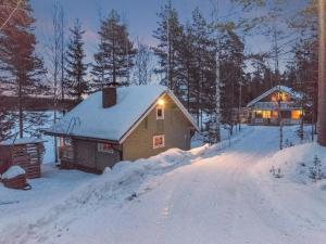 Holiday Home Hakaranta talvella