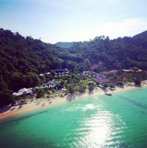 A bird's-eye view of Thanya Beach Resort - SHA Plus