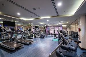 Academia e/ou comodidades em DoubleTree by Hilton Dhahran