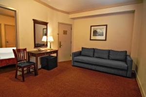 Гостиная зона в Night Hotel Broadway