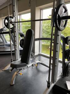 The fitness center and/or fitness facilities at Sporting Lodge Inn Middlesbrough