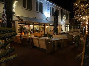 Restaurant ou autre lieu de restauration dans l'établissement Hotel Restaurant Anno Nu