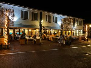 A restaurant or other place to eat at Hotel Restaurant Anno Nu