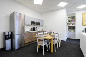 Кухня или мини-кухня в Scandinavia