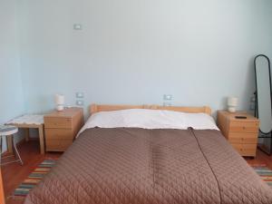 Krevet ili kreveti u jedinici u objektu Apartment JULIJA 1