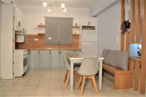 Cucina o angolo cottura di Notos Villas