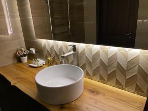 Ванная комната в Antares бутик-отель