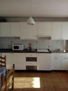 A kitchen or kitchenette at Mountain