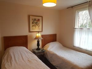 A bed or beds in a room at 69 ALBERT STREET