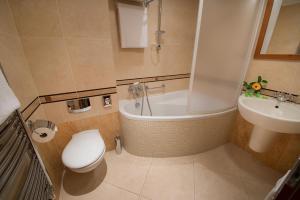Ванная комната в Old Town Bed & Breakfast