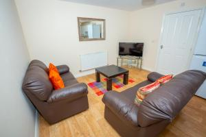 A seating area at The Perfect Stay - Coventry