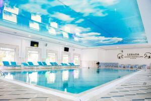 The swimming pool at or near Lebada Luxury Resort & Spa