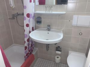 Ванная комната в Hotel am Neumarkt