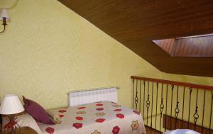 Cama o camas de una habitación en La Galamperna