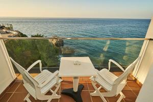 En balkong eller terrass på Hotel Balcón de Europa