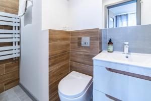 Łazienka w obiekcie RoomService