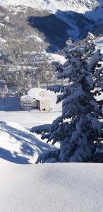 Hotel Lago Losetta durante l'inverno