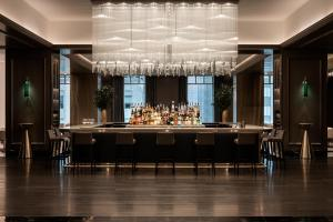 A restaurant or other place to eat at Four Seasons Chicago