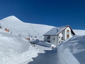 Cabana Parang iarna