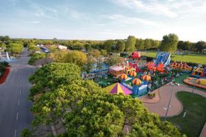 Een luchtfoto van Centro Vacanze Pra' delle Torri