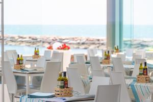 Restaurace v ubytování Centro Vacanze Pra' delle Torri