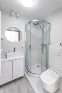 Łazienka w obiekcie Grand Laola Spa