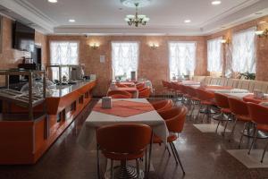 Ресторан / где поесть в Гостиничный Комплекс Баккара