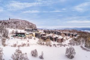 Rhön Park Aktiv Resort im Winter