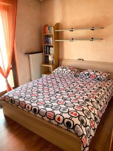A bed or beds in a room at Orio Relax&Fly
