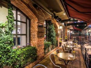 A restaurant or other place to eat at Sofitel Bogota Victoria Regia