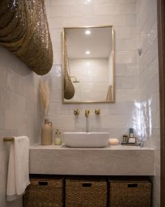 Un baño de Casas de San Pedro