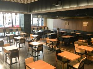A restaurant or other place to eat at Hotel Gracery Sapporo