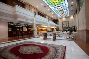 El vestíbulo o zona de recepción de Hotel Continental Palma